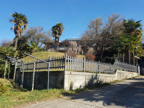 Villa in affitto a Brebbia, Con giardino, 313 mq - Foto 8