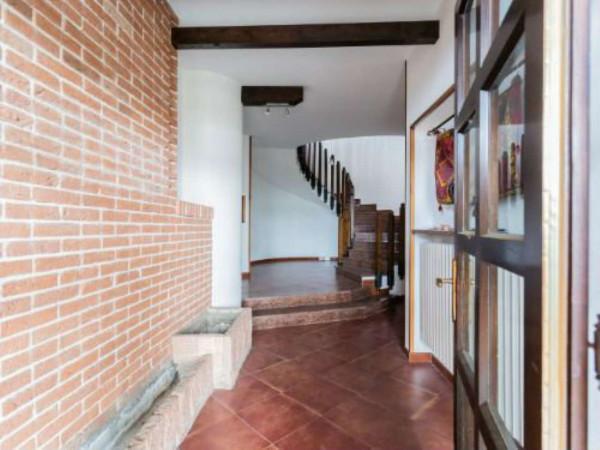 Villa in affitto a Brebbia, Con giardino, 313 mq - Foto 34