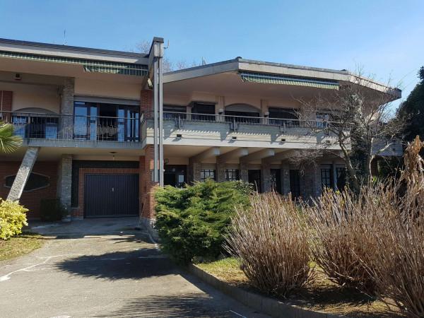 Villa in affitto a Brebbia, Con giardino, 313 mq - Foto 12