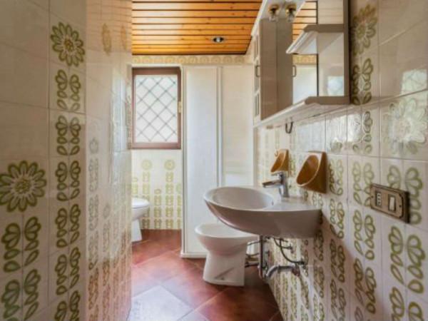 Villa in affitto a Brebbia, Con giardino, 313 mq - Foto 16