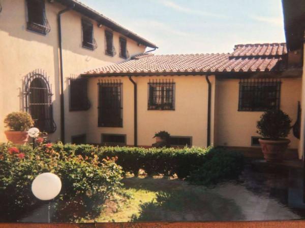 Appartamento in affitto a Fiesole, Con giardino, 148 mq