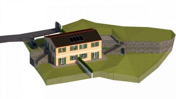 Villa in vendita a Leivi, Residenziale, Con giardino, 125 mq