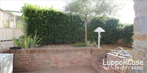 Appartamento in vendita a Monteriggioni, Arredato, con giardino, 120 mq - Foto 11