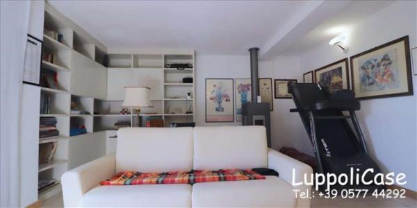 Appartamento in vendita a Monteriggioni, Arredato, con giardino, 120 mq - Foto 9