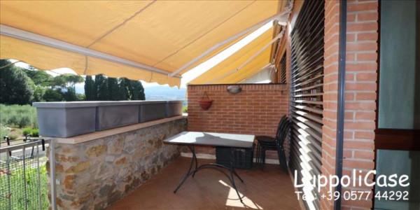 Appartamento in vendita a Monteriggioni, Arredato, con giardino, 120 mq - Foto 22