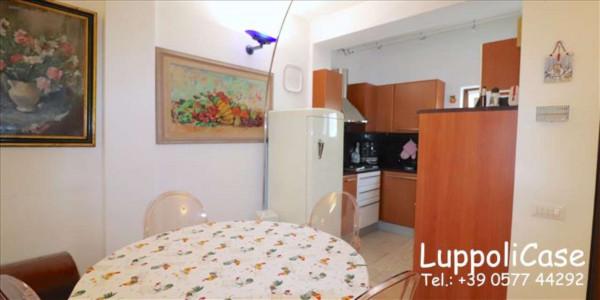 Appartamento in vendita a Monteriggioni, Arredato, con giardino, 120 mq - Foto 20