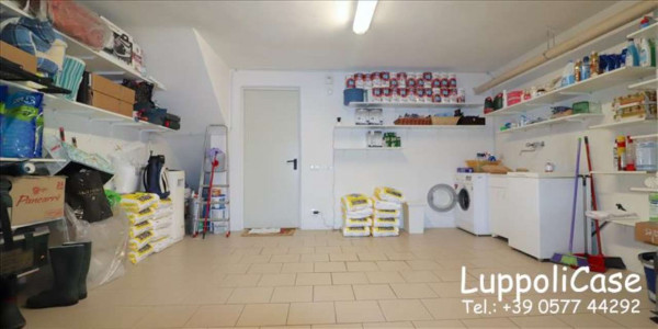 Appartamento in vendita a Monteriggioni, Arredato, con giardino, 120 mq - Foto 12