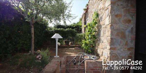 Appartamento in vendita a Monteriggioni, Arredato, con giardino, 120 mq - Foto 10