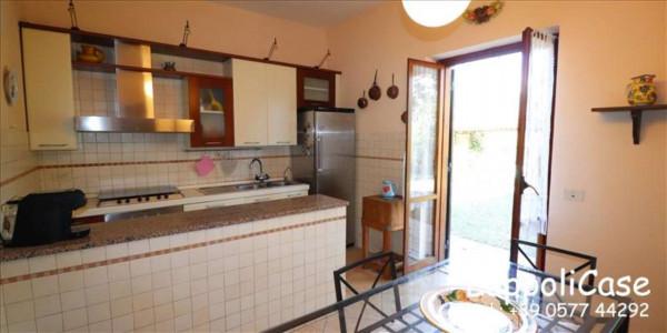 Appartamento in vendita a Castelnuovo Berardenga, Con giardino, 170 mq