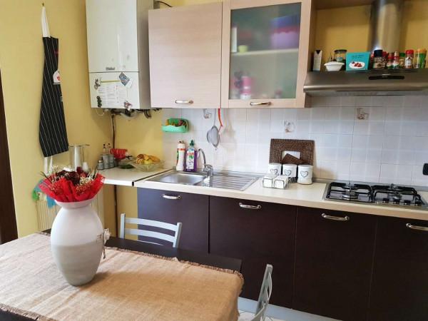 Appartamento in affitto a Cesate, Stazione, Arredato, con giardino, 95 mq