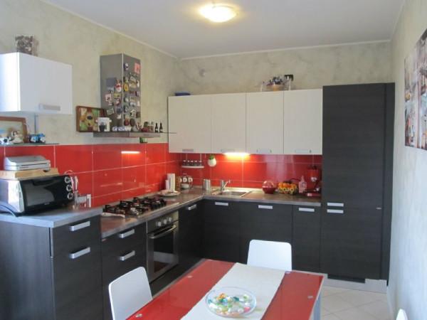Appartamento in affitto a Cesate, Arredato, con giardino, 55 mq