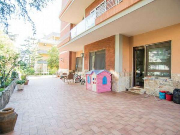 Appartamento in affitto a Roma, Con giardino, 160 mq