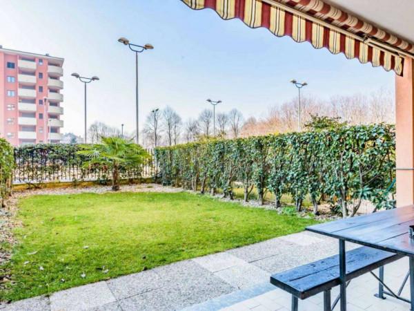Appartamento in vendita a Busto Arsizio, Madre Teresa Di Calcutta, Con giardino, 87 mq - Foto 1