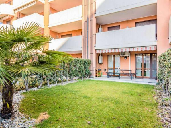 Appartamento in vendita a Busto Arsizio, Madre Teresa Di Calcutta, Con giardino, 87 mq - Foto 11
