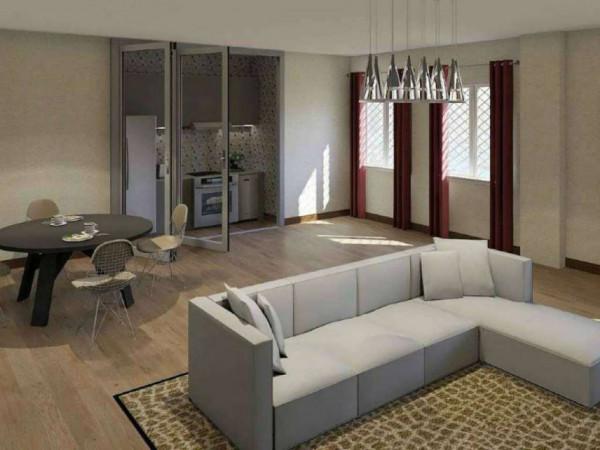 Appartamento in vendita a Milano, Bande Nere, Con giardino, 105 mq - Foto 11