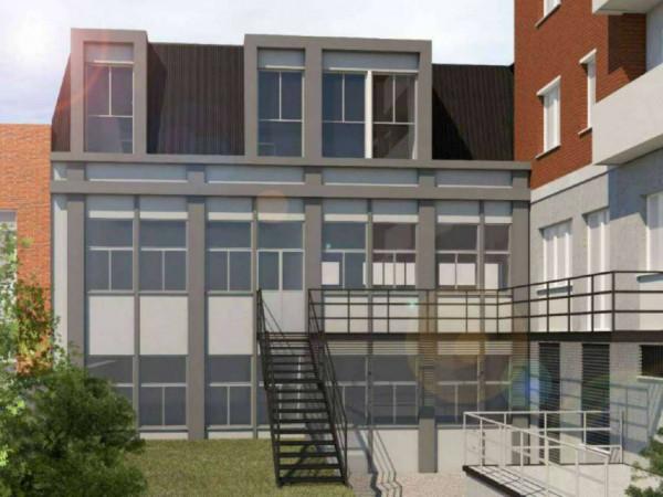 Appartamento in vendita a Milano, Bande Nere, Con giardino, 105 mq