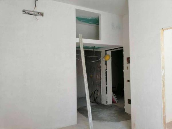 Appartamento in vendita a Milano, Bande Nere, Con giardino, 113 mq - Foto 12