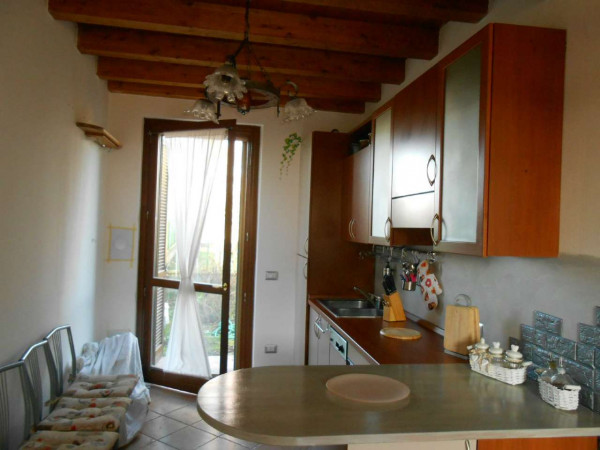 Casa indipendente in vendita a Ricengo, Residenziale, Con giardino, 94 mq - Foto 14