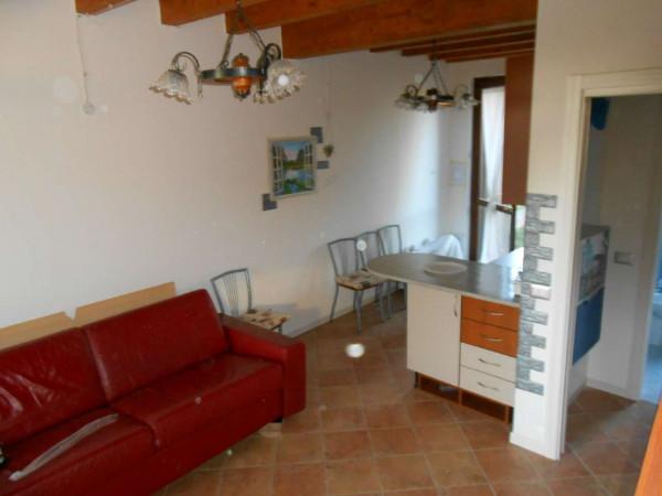 Casa indipendente in vendita a Ricengo, Residenziale, Con giardino, 94 mq - Foto 20