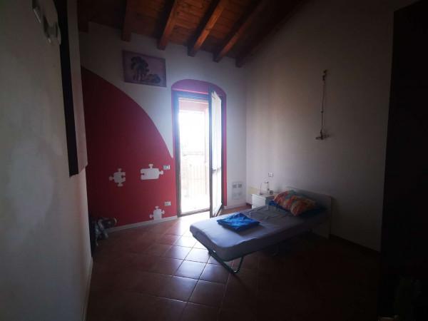 Casa indipendente in vendita a Ricengo, Residenziale, Con giardino, 94 mq - Foto 11