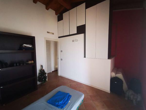 Casa indipendente in vendita a Ricengo, Residenziale, Con giardino, 94 mq - Foto 12