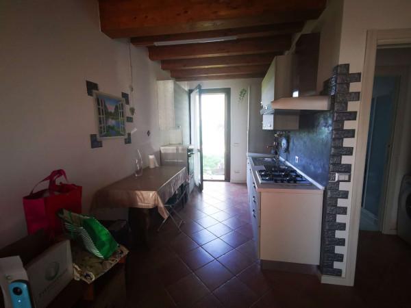 Casa indipendente in vendita a Ricengo, Residenziale, Con giardino, 94 mq - Foto 18