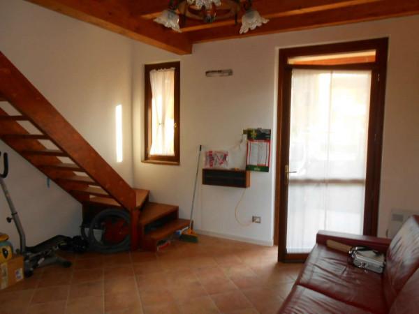 Casa indipendente in vendita a Ricengo, Residenziale, Con giardino, 94 mq - Foto 21