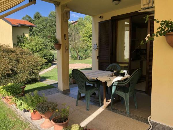 Appartamento in vendita a Leggiuno, Con giardino, 90 mq - Foto 11