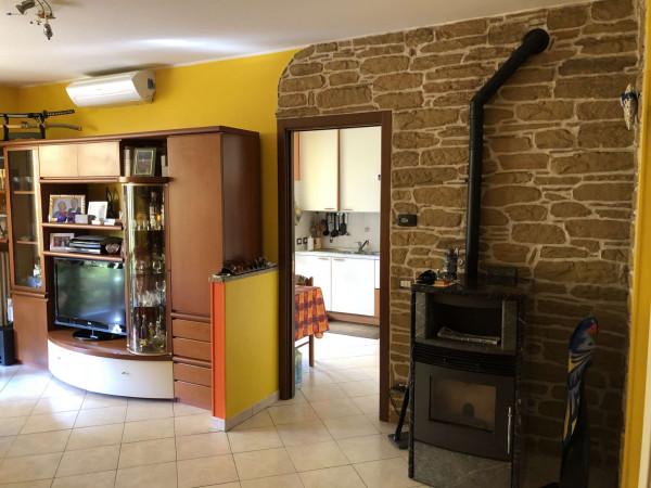 Appartamento in vendita a Leggiuno, Con giardino, 90 mq - Foto 22