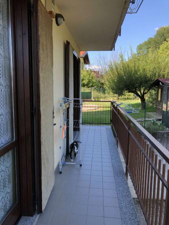 Appartamento in vendita a Leggiuno, Con giardino, 90 mq - Foto 4