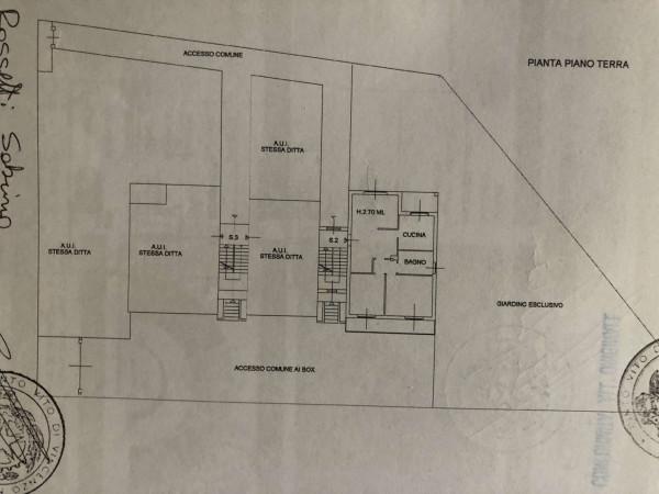 Appartamento in vendita a Leggiuno, Con giardino, 90 mq - Foto 7