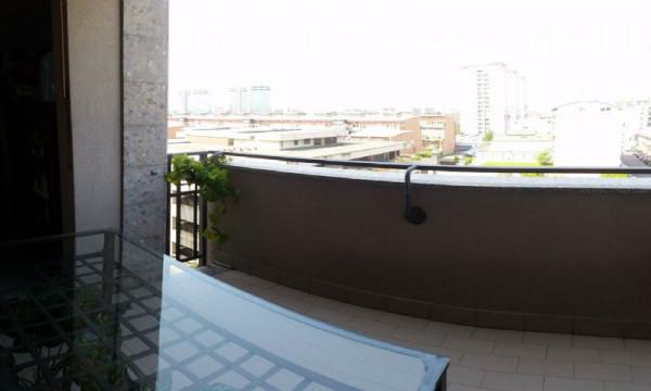 Appartamento in affitto a Milano, Piazza Napoli, Arredato, con giardino, 140 mq - Foto 12