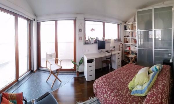Appartamento in affitto a Milano, Piazza Napoli, Arredato, con giardino, 140 mq - Foto 8