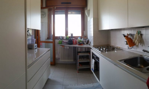Appartamento in affitto a Milano, Piazza Napoli, Arredato, con giardino, 140 mq - Foto 11