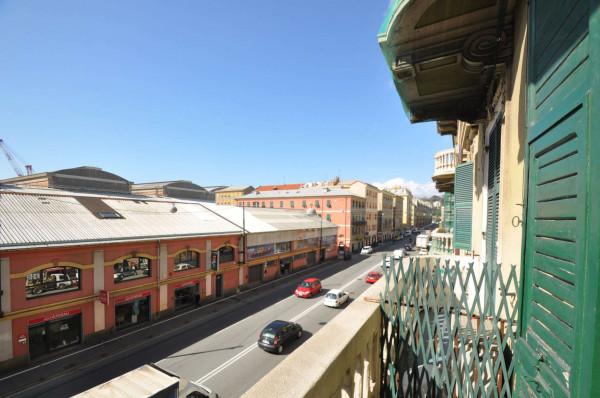 Appartamento in affitto a Genova, Sestri Ponente, Arredato, 65 mq - Foto 7