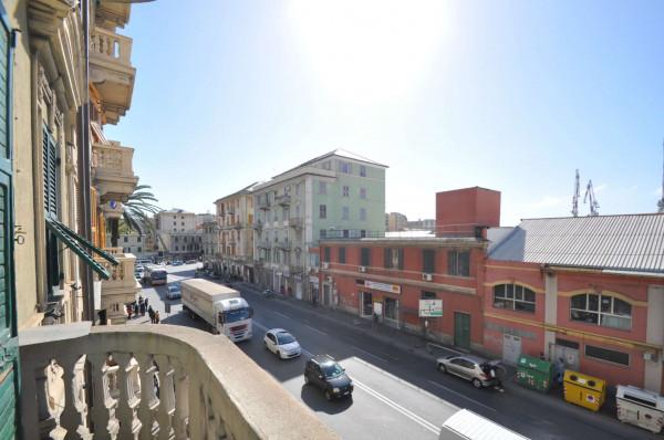 Appartamento in affitto a Genova, Sestri Ponente, Arredato, 65 mq - Foto 8