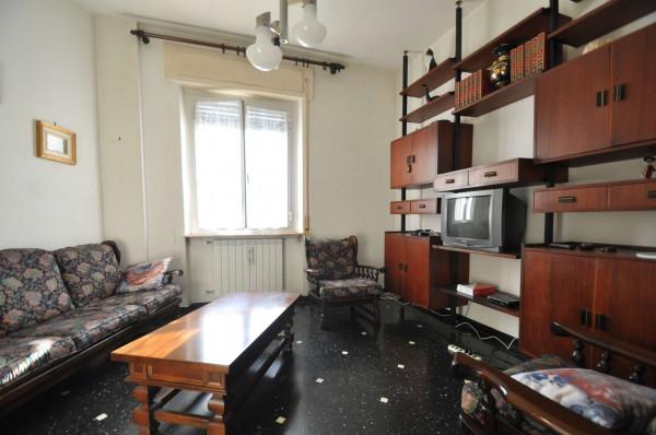 Appartamento in affitto a Genova, Sestri Ponente, Arredato, 65 mq