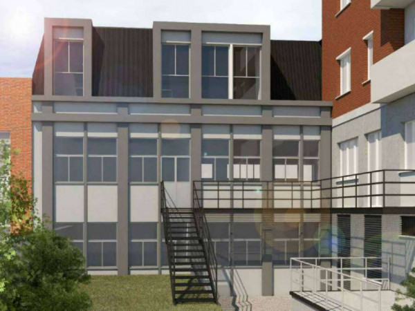 Appartamento in vendita a Milano, Bande Nere, Con giardino, 65 mq