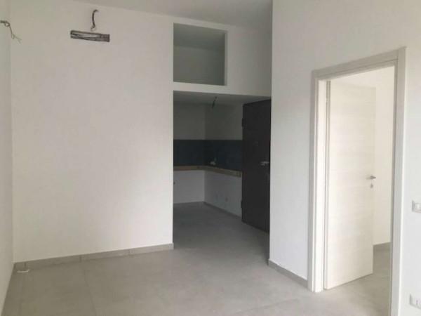 Appartamento in vendita a Milano, Bande Nere, Con giardino, 65 mq - Foto 8