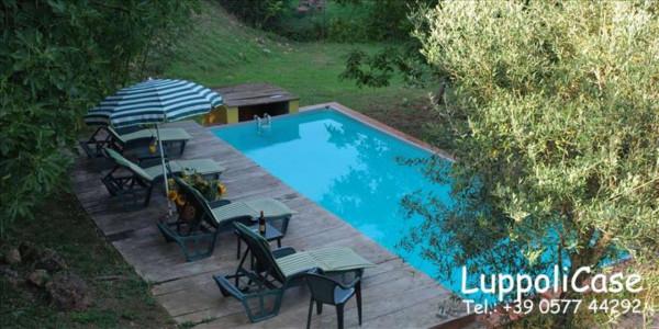 Villa in vendita a Radicondoli, Con giardino, 200 mq