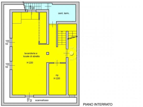 Rustico/Casale in vendita a Firenze, Con giardino, 260 mq - Foto 3