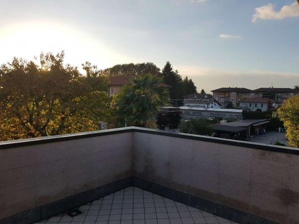 Villa in affitto a Varese, Bizzozzero, Arredato, con giardino, 240 mq - Foto 18