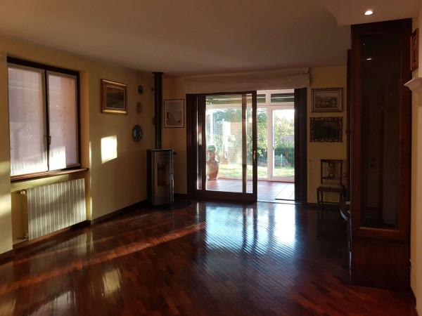 Villa in affitto a Varese, Bizzozzero, Arredato, con giardino, 240 mq - Foto 34