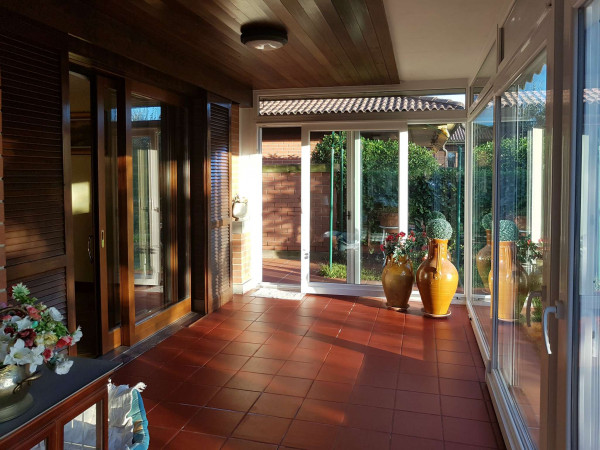 Villa in affitto a Varese, Bizzozzero, Arredato, con giardino, 240 mq - Foto 44