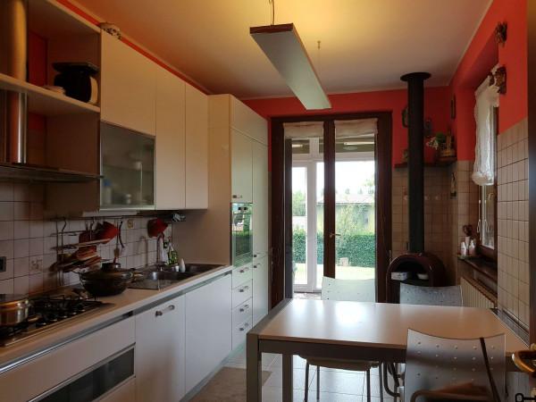 Villa in affitto a Varese, Bizzozzero, Arredato, con giardino, 240 mq - Foto 41