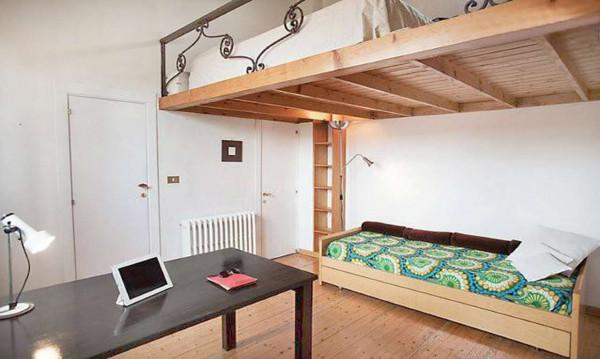 Appartamento in affitto a Milano, Porta Venezia, 45 mq