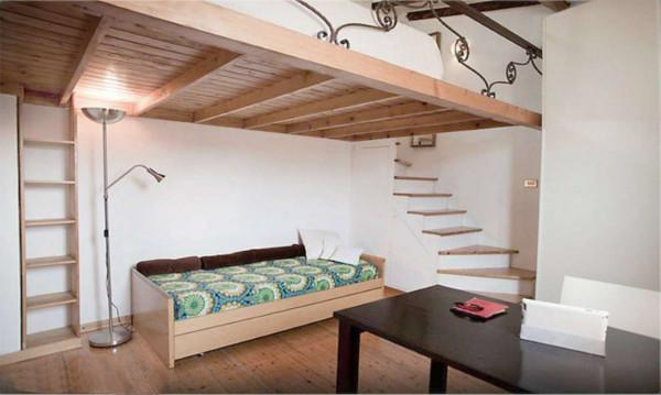 Appartamento in affitto a Milano, Porta Venezia, 45 mq - Foto 6