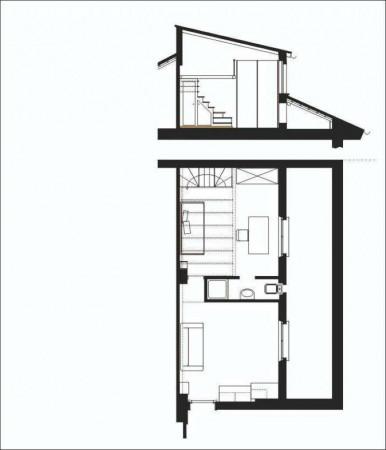 Appartamento in affitto a Milano, Porta Venezia, 45 mq - Foto 2