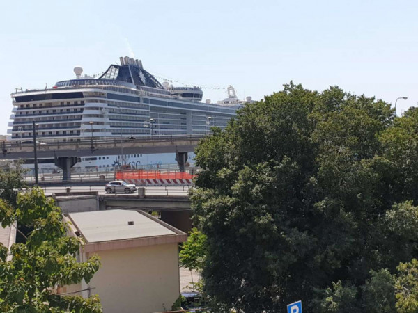 Appartamento in vendita a Genova, Adiacenze Stazione Marittima, Arredato, 500 mq - Foto 57