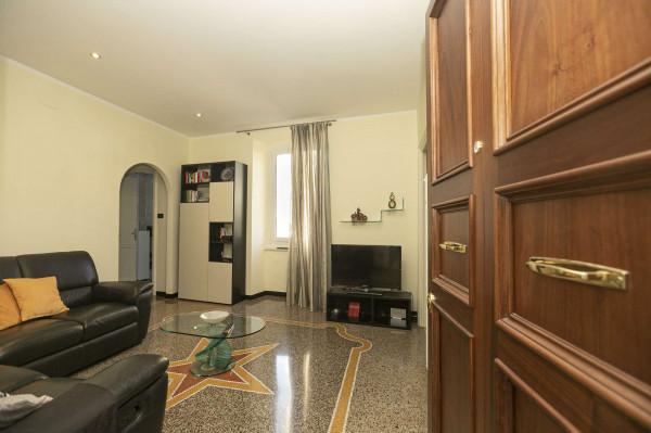 Appartamento in vendita a Genova, Sestri Ponente, 70 mq - Foto 19